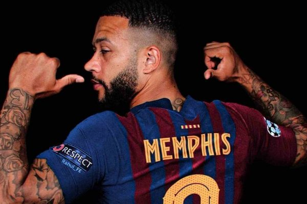 Roberto hails Depay's great potential.